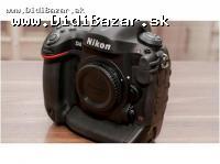 Na predaj New Nikon D4 16 MP Digital SLR