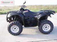 Predám štvorkolku Journeyman Gladiator 510 RX