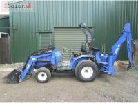 ISEKI TvH43v30 traktor