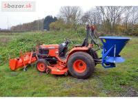 KUBOTA Bv27v10 traktor