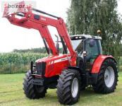 Massey Ferguson 54v75 traktor