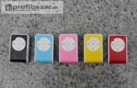 Prenosný MP3 prehrávač s klipom !