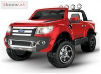 Elektrické autíčko Ford Ranger Wildtrak, Červe