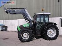 D/eutz-fahr A/grofarm 1/0/0 Traktor