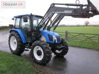 N/ew H/olland TL/100 traktor