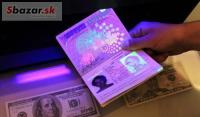 BUY REAL EURO/DOLLAR NOTE,PASSPORT,ID CARD,DL,VISA