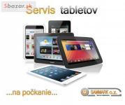 Servis tabletov Bratislava