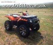 Polaris Sportsman Touring 850 HO