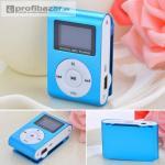 MP3 prehrávač s LCD displejom 202468