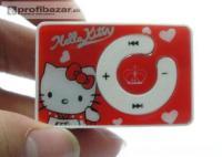 Hello Kitty mp3 prehrávač