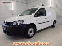 Volkswagen Caddy 1.6 TDI LONG 75 kW 99 000 KM rv 2