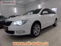 Škoda Superb 2.0TDI.DSG.EXLUSIV.KŮŽE BIXENON SE