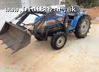 Iseki SIAL - traktor je v perfektnom stave!