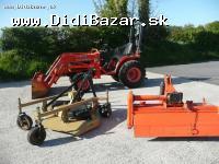 Traktor Kubota B4272 - HST - top stav!