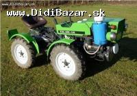 Malotraktor TZ4K14 - perfektní Stav!