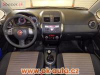 Fiat Sedici 2.0 Mjet 135 PS 4x4 VYHŘÍVANÉ SEDA�