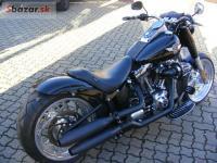 Harley-Davidson Fat Boy Special 103 FLSTFB 2011