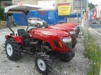malotraktor TY254 3valec 25HP, 4X4