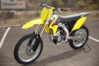 2015 Suzuki RM-Z 250 Motocross Dirtbike
