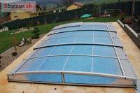 nové luxusní zastrešenie bazéna -K7
