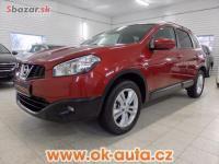 Nissan Qashqai+2 1.6 dCi 96kW,7 míst,NAVI,KŮŽE-