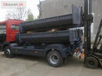 kontejner Avia, Abroll, Liaz, Multicar - výroba