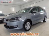 Volkswagen Sharan 2.0 TDI Highline 7 míst 2012-DP