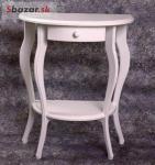 Predám masívny stolík MOLLY- elegance & stylish