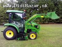 John Deere 372c0 traktor