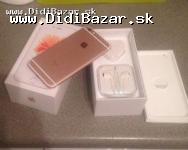 New iPhone 6 S Plus 128GB Rose Gold