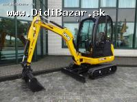 JCB 8C01C8 CTS bager