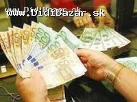 Úver ponuka peňazí jednotlivcom