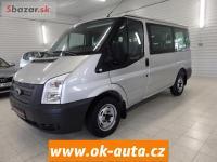 Ford Transit 2.2 TDCI 92 kW MINIBUS 98 844 km-DPH.