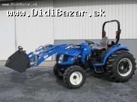 New Holland TcC40D traktor