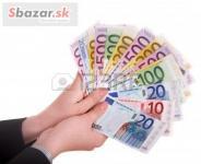 Potrebujete rýchlu hotovostný úver?