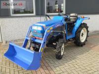 I/seki TA 215 traktor
