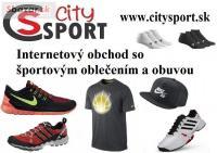 Internetový športový obchod CitySport