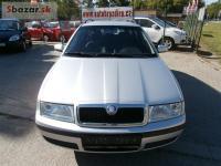 Škoda Octavia Combi LPG