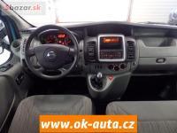 Nissan Primastar 2.0 DCI MINIBUS 9 MÍST 2013-DPH