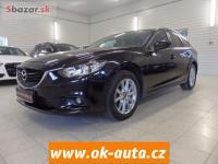 Mazda 6 2.2 D PRAV.SERVIS 108 000 KM.2014-DPH