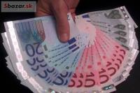 Pôžička ponuka rýchle, spoľahlivé peňazí