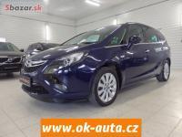 Opel Zafira 2.0 CDTI COSMO 121 kW 7 MÍST-DPH 2012
