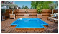 Bazény. Swimming Pools. RIO 4.5 x 2.42 x 1.37 m 224938