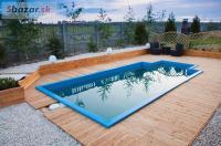Bazény. Swimming Pools. RIO 4.5 x 2.42 x 1.37 m 224939