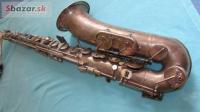 Predám saxofón