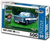 Puzzle VAZ 2101 VB (1973)
