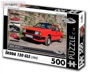 Puzzle ŠKODA 120 GLS