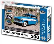 Puzzle ŠKODA 1202 STW VB (1965)