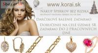 Darčeky na Vianoce od KORAI šperky