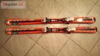 Predám juniorské zjazdové lyže značky Blizzar